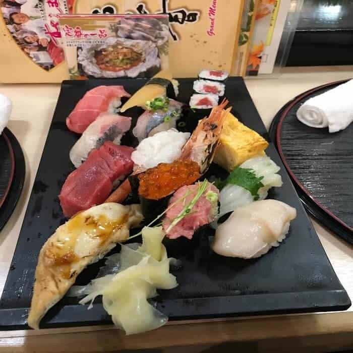 Kitchenicious sushi