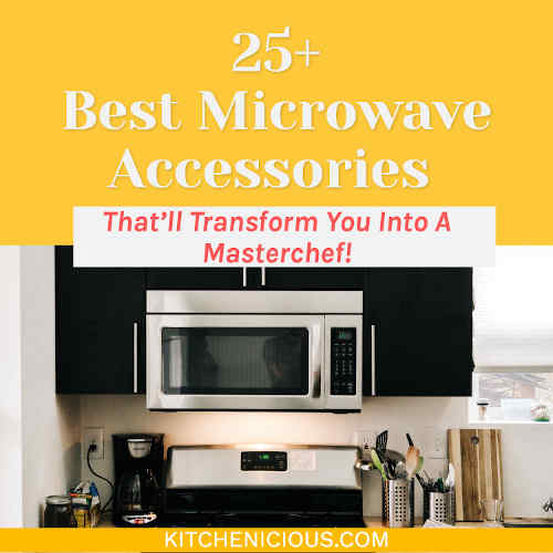 25+ Best Microwave Accessories That'll Transform You Into A Masterchef